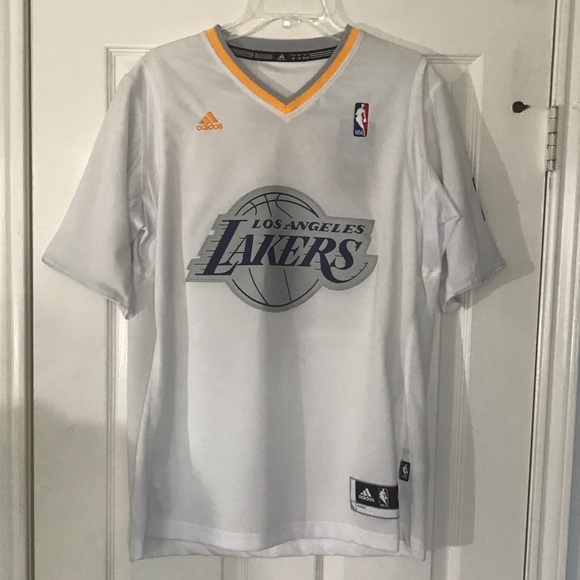 c3043955946 Adidas Shirts | Los Angeles Lakers Christmas Jersey Kobe M | Poshmark